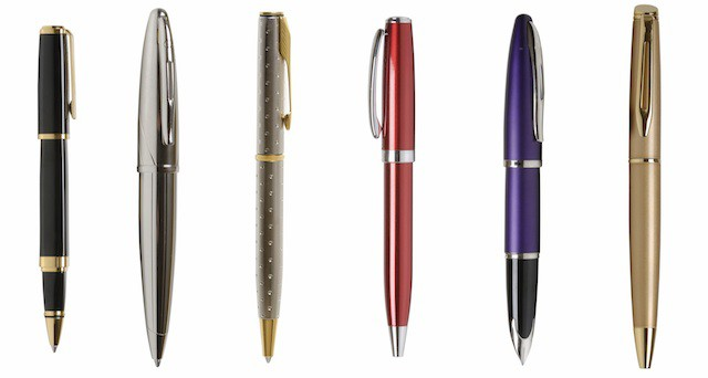 Pens for business men and women