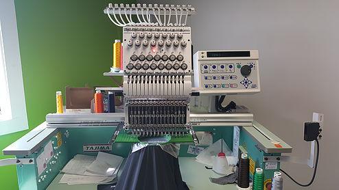<b>Single Head Embroidery Machine</b>